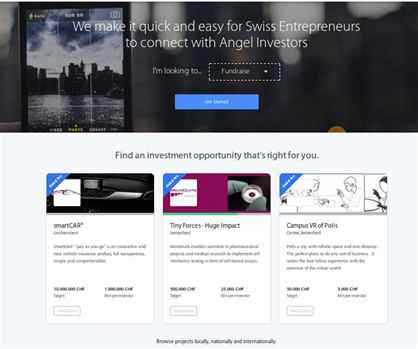 Find an investment opportunity thats right for you in Switzerland